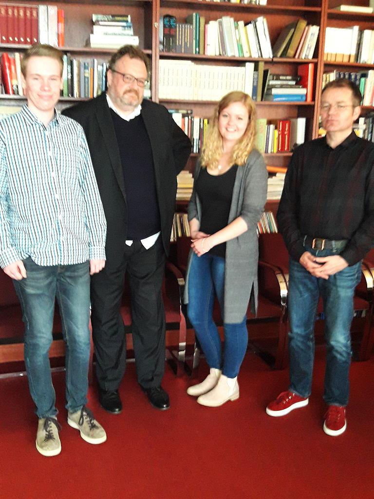Mit Jürgen Kaube und Dr. Edo Reents