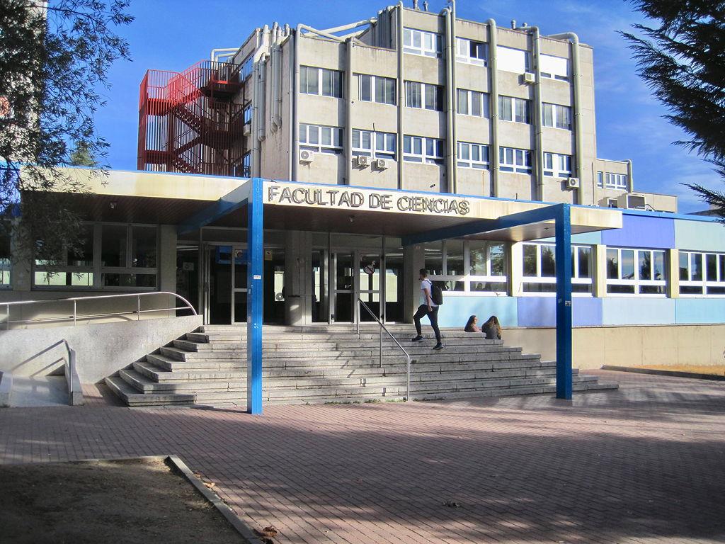 Die Facultad de Ciencias, in der wir unsere Zeit verbrachten.