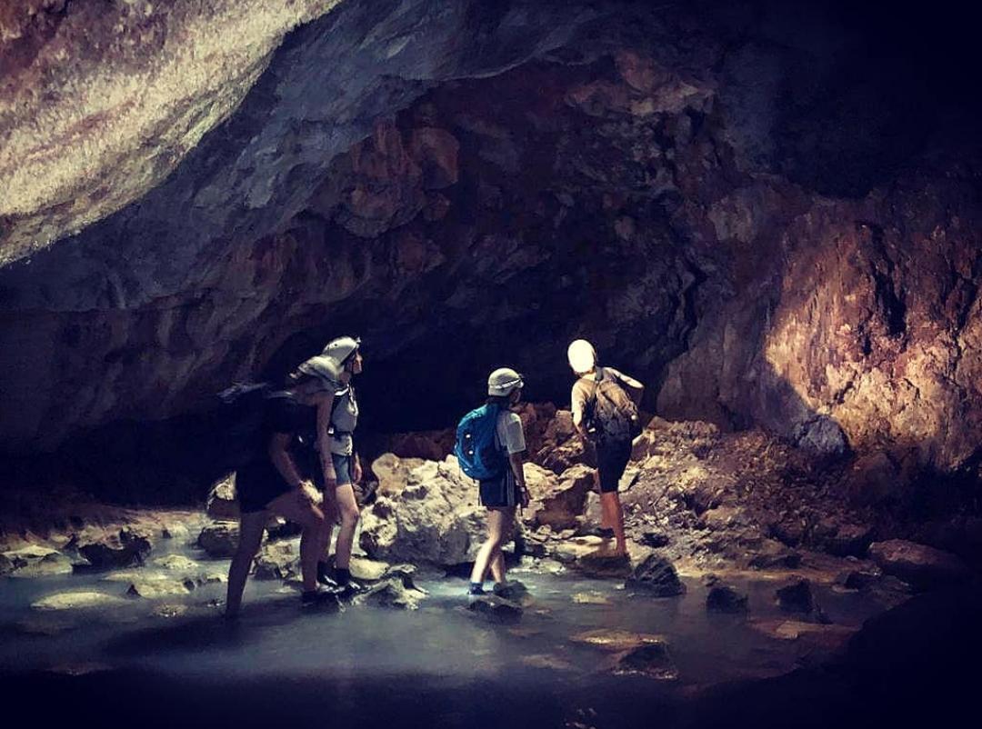 Cueva de la Sardina